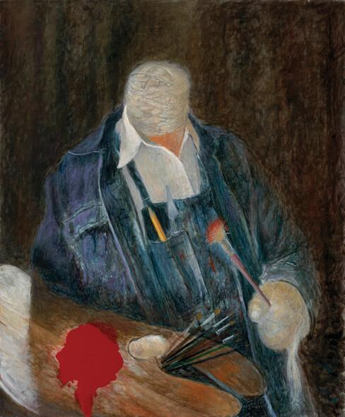Cenedella painting