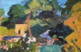 Finkelstein painting