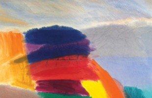 Landfield painting
