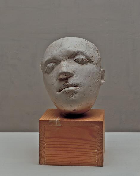 Shahn sculpture