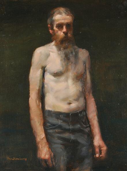 Ginsburg painting