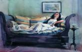 """Repose"" © Timothy J. Clark courtesy Lois Wagner Fine Art."