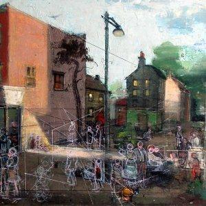 Alex Zwarenstein Painting