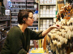 NYC Art Supply Store